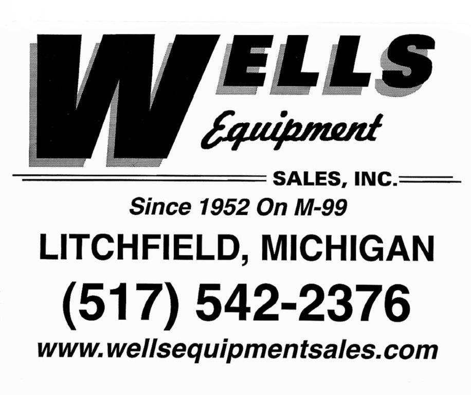 Wells Eq Sales Inc.