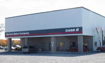 Service Motor Co Inc