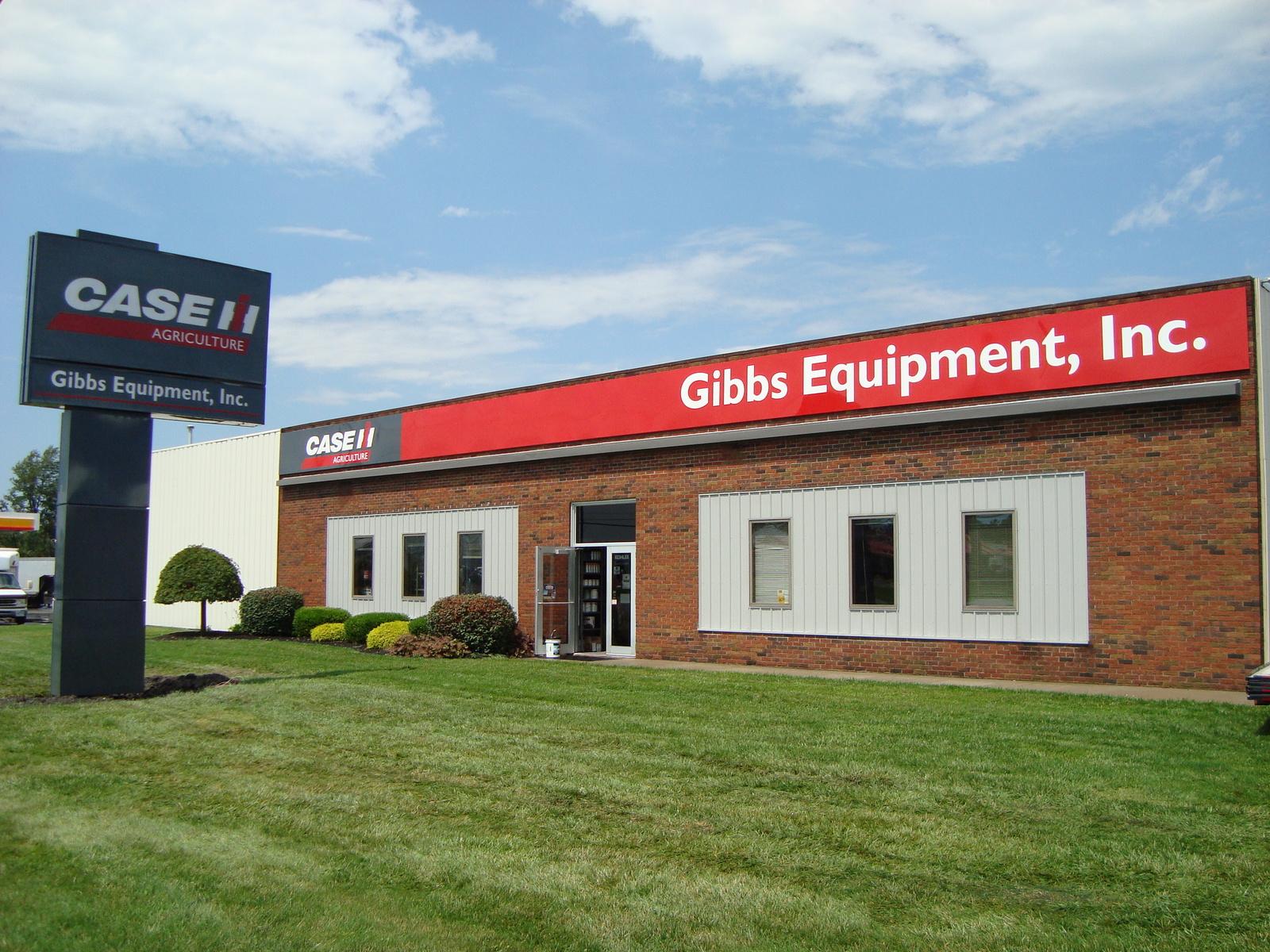 Gibbs Equip. Inc.