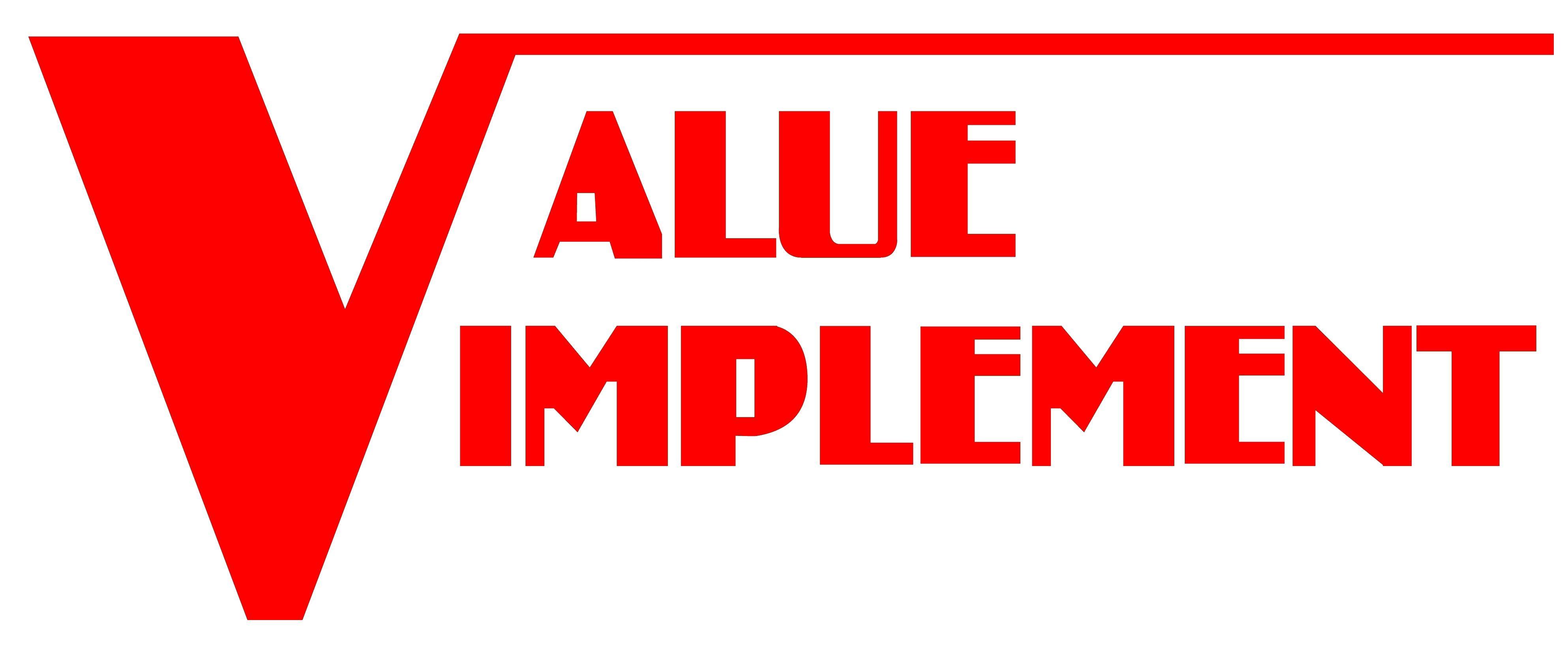 Value Implement