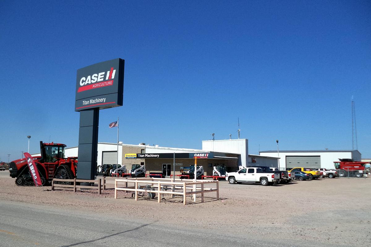 Dealer Portal Cnh >> Titan Machinery Inc., Lexington, NE Authorized Dealer | Case IH