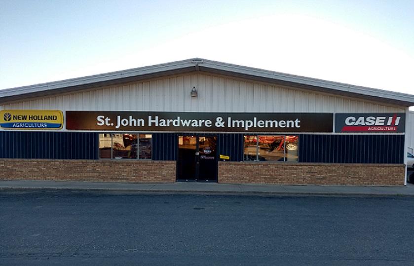St. John Hdwe & Impl