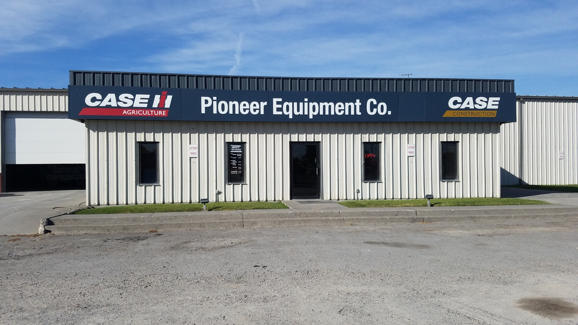 Pioneer Equipment Co