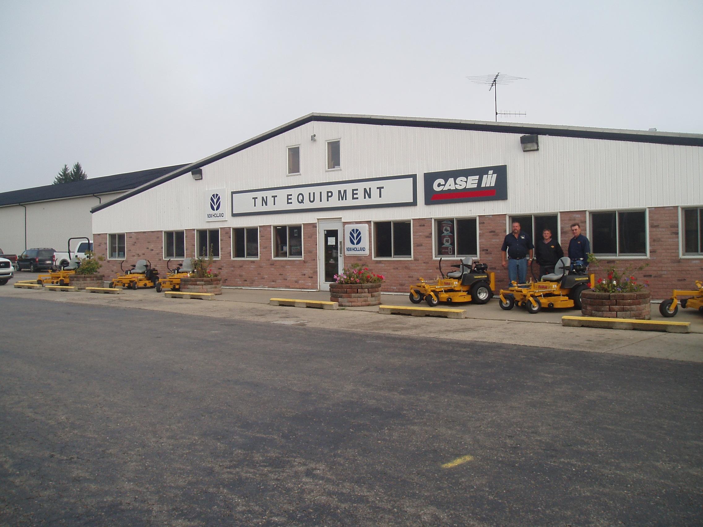 T N T Equipment, Inc