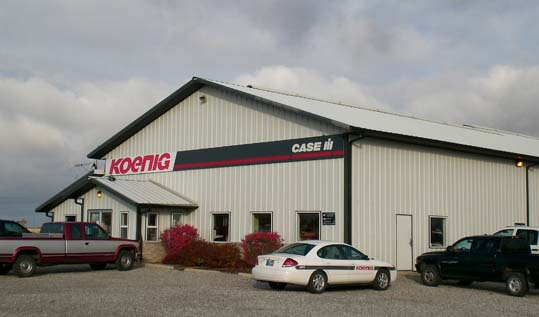 Koenig Equipment Inc