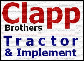 Clapp Bros Tractor