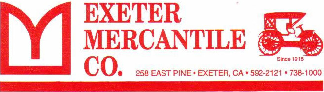 Exeter Mercantile Co