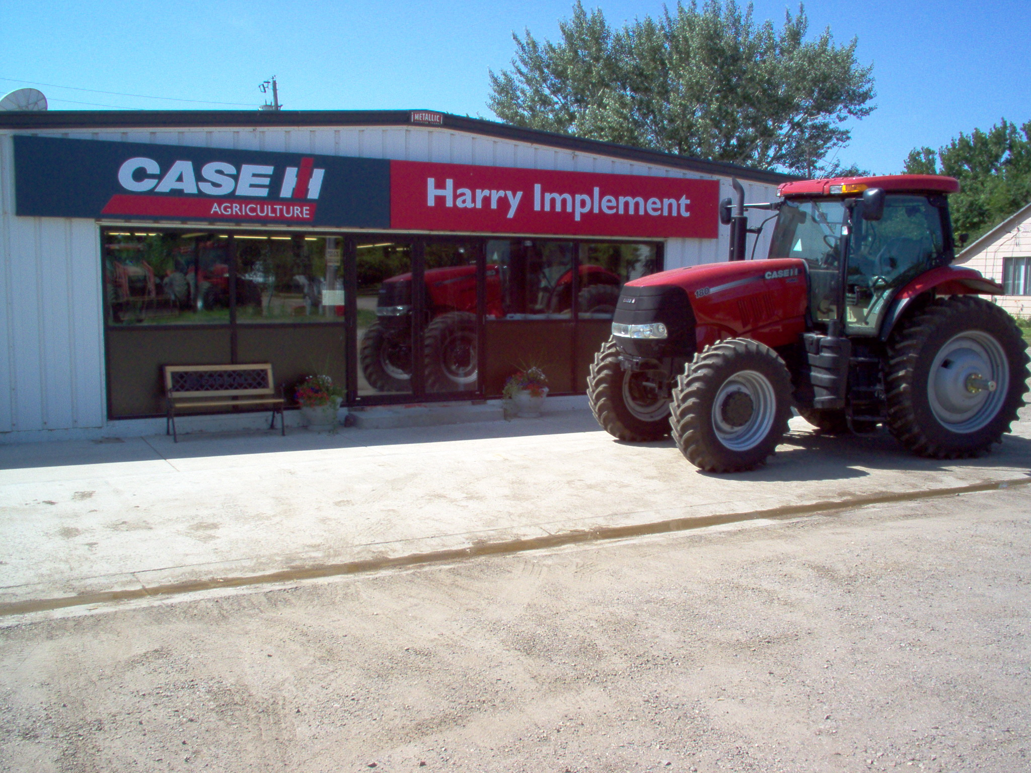 Harry Implement Inc.