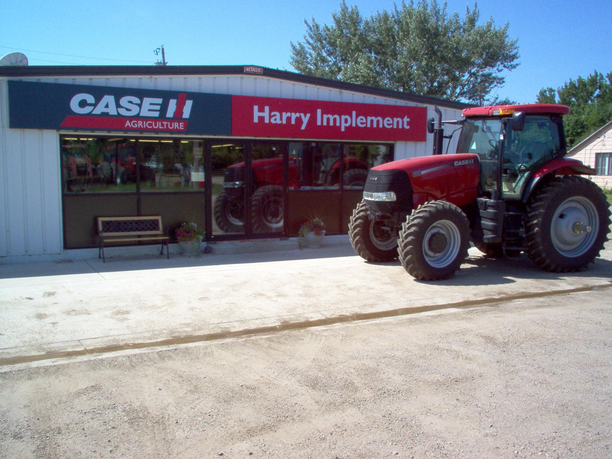 Harry Implement Inc.
