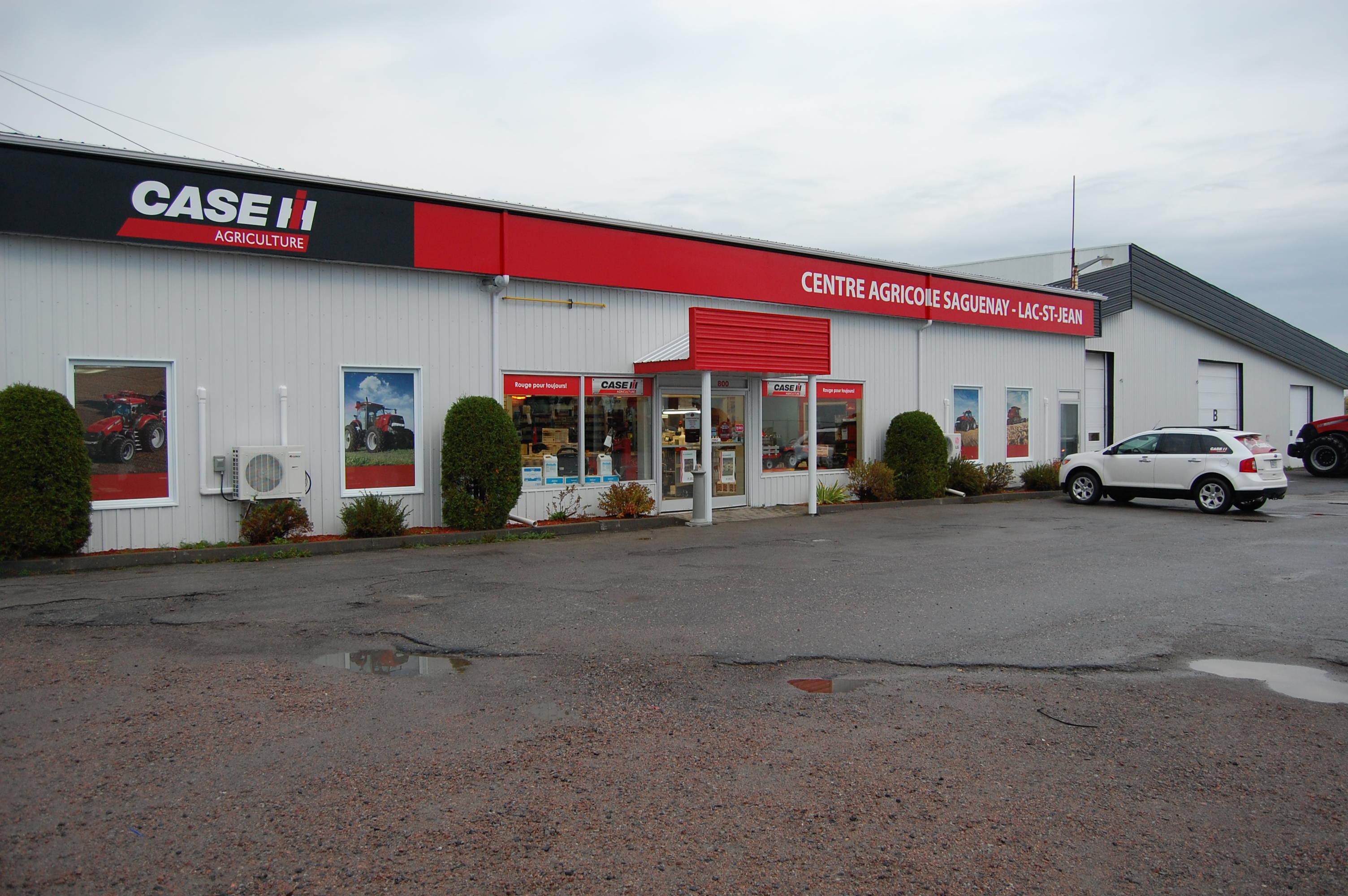 Centre Agri Saguenay