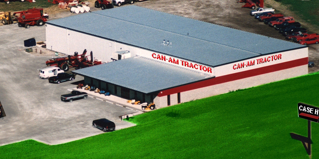 Can-Am Tractor Ltd.