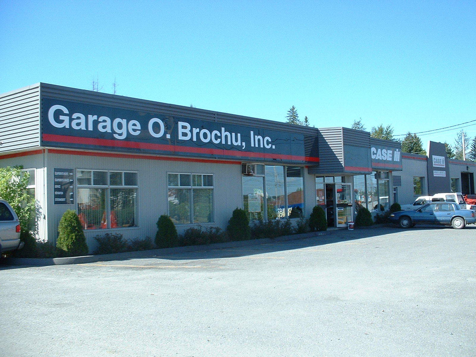 Garage Oscar Brochu