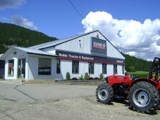 Noble Tractor & Eq.