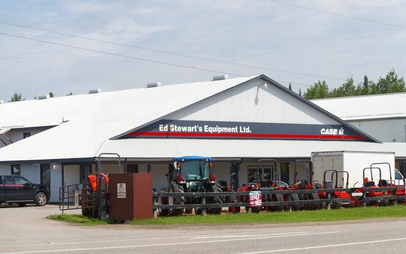 Stewart's Equip Ltd.