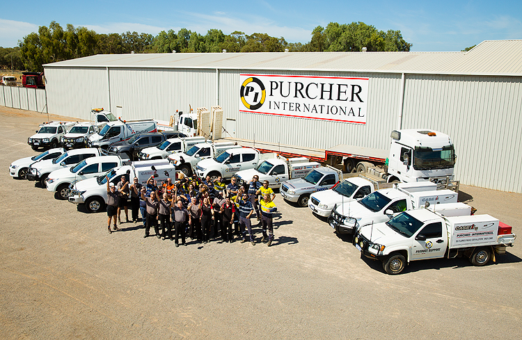 Purcher International