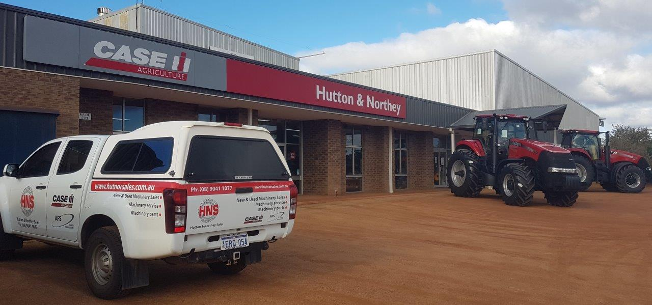 Hutton & Northey Sales